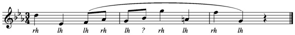 Example 3 for composers