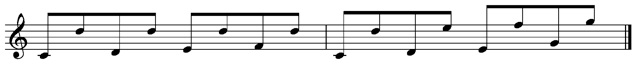 Example 1 for composers