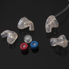 Sensaphonics custom earplugs