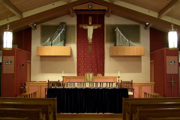 St. Dunstans setup