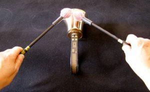 Mallet single bell