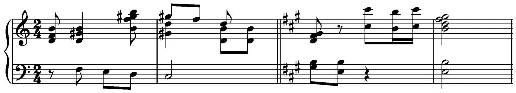 example-normal-modulation